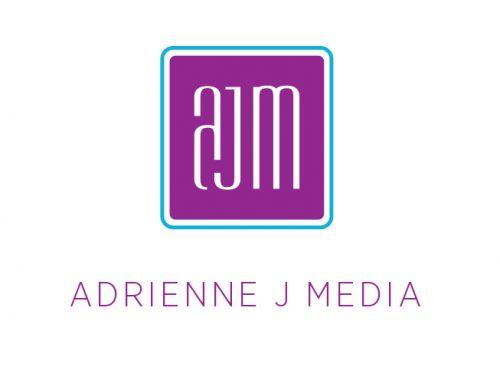 Adrienne J Media Logo