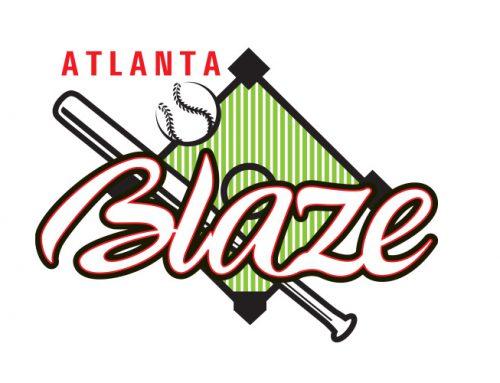 Atlanta Blaze Logo