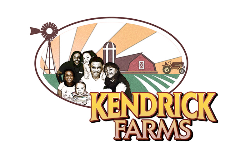 Kendrick Farms logo
