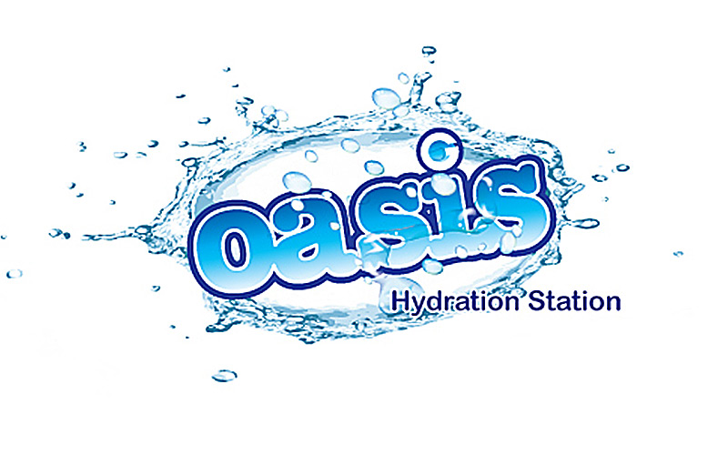 Oasis Hydration Station