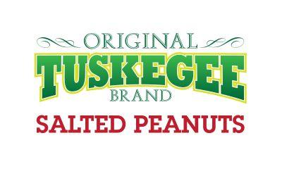 Original Tuskegee Brand Salted Peanuts
