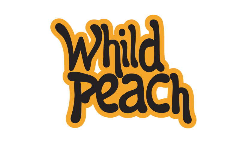 Whild Peach Logo