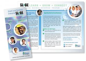 Small Local Business Enterprise Brochure