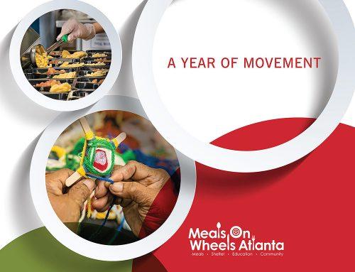 Meals on Wheels on Wheels Atlanta